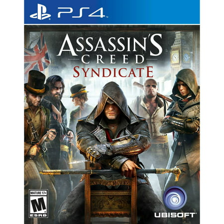 Assassin's Creed: Syndicate, Ubisoft, PlayStation 4, 887256014254 - Assassin's Creed Edward Kenway
