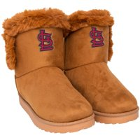 St. Louis Cardinals Women's Fur Boots
