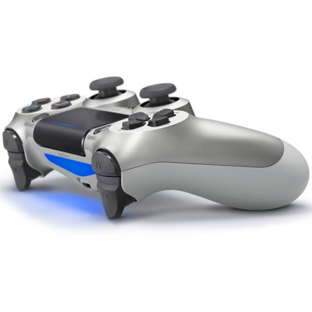 Best Sony Playstation 4 DualShock 4 Controller, Silver, 711719504320 deal