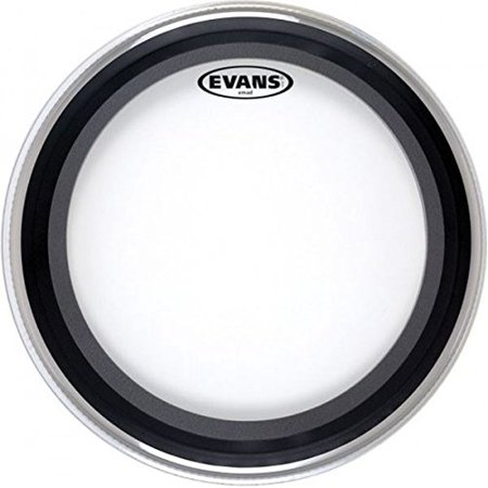 gmad clear bass drum head 22 inch 22 drum head made using a single ply of 12mil film by evans. Black Bedroom Furniture Sets. Home Design Ideas