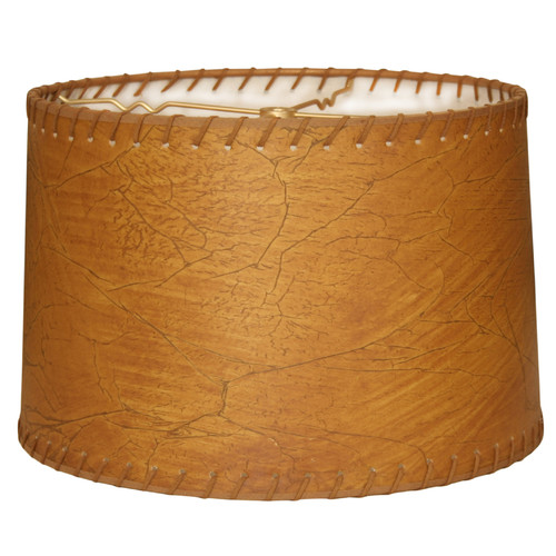 Millwood Pines 14'' Linen Drum Lamp Shade