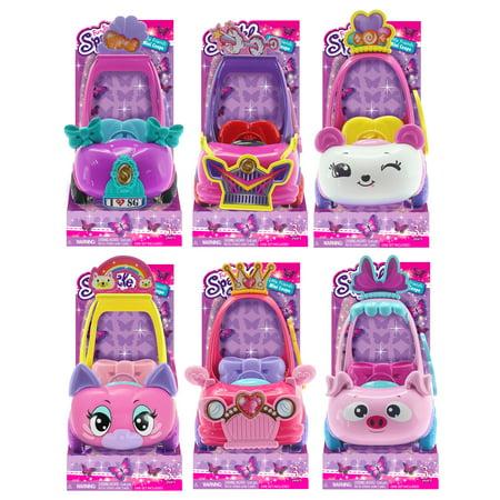 Little Accessories Collection - Sparkle girlz little friends mini coupe