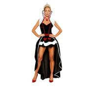 Heartless Queen Women's Sexy Costume Deluxe