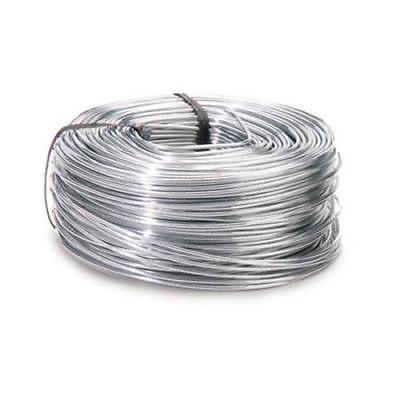 Mazel & Co. 16 Gauge Galvanized Utility Tie Wire