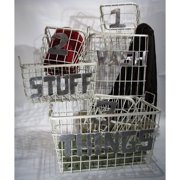 Metrotex Designs 6 Piece Utility Basket Set