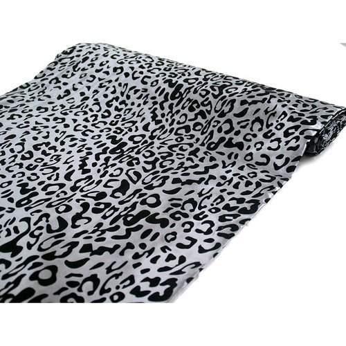 Leopard Fabric Bolt 54-in x 10Yards