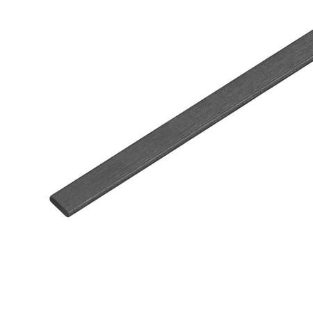 Carbon Fiber Strip Bars 0.5x3mm 200mm Length Pultruded Carbon Fiber Strips for  RC Airplane 5