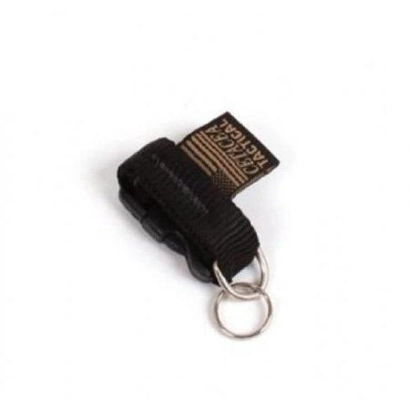 Cetacea Tactical Tag-It Molle Attach Device for Tag - Black Tactical Tag-It Molle Attach Device for Tag & misc