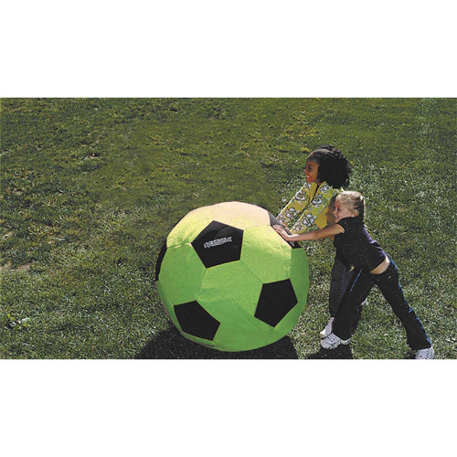"Spectrum Giant Neon Soccer Ball 36"", Green"