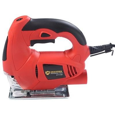 New Jig Saw Tool 3.4AMP Corded Electric Variable Speed Orbital Iron Wood