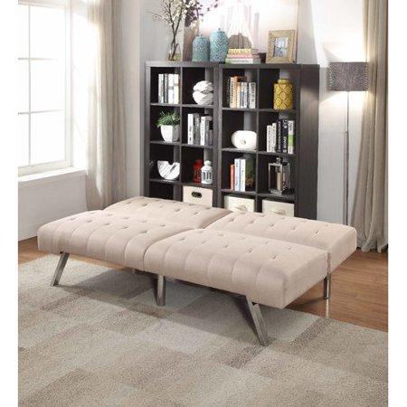 Wrought Studio Porcaro Adjule Reclining Sleeper Sofa