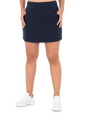 Athletic Works Women's Active Skort with Pockets