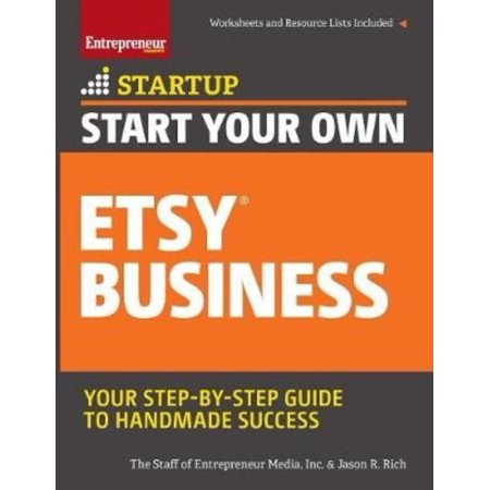 Start Your Own Etsy Business  Your Step By Step Guide To Handmade Success