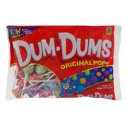 Dum Dums Original Pops Assorted Bag, 10.4 OZ