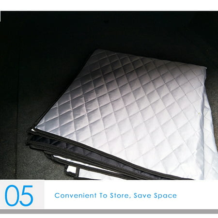 Thin Summer Car Seat Dog Mat Plaid Dog Cushions for Travel