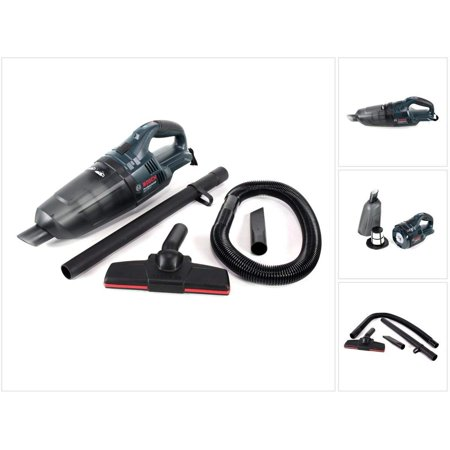 - BOSCH GAS18V-LI Professional Extractor Handheld Vacuum Cleaner (Bare Tool Solo)