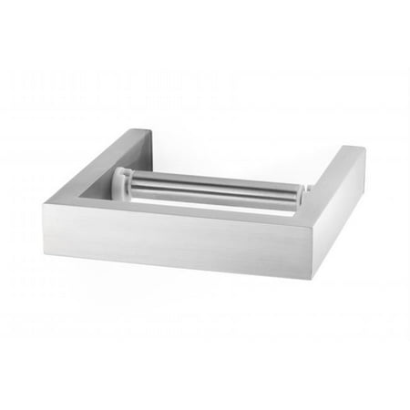 Zack 40386 Linea Toilet Roll Holder