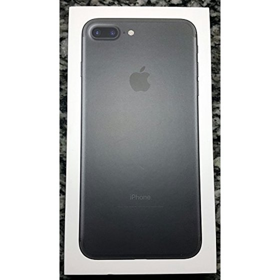 Used (Good Condition) Apple iPhone 7 Plus 128GB Unlocked GSM Smartphone  Multi Colors (Jet Black)