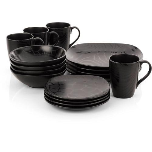 Hometrends Cerrado 16-Piece Dinnerware Set