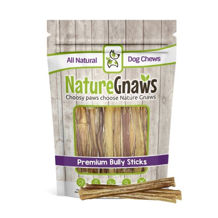 Gnaws Small Bone (Nature Gnaws Small Bully Sticks 5-6