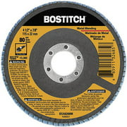 "Bostitch 4-1/2"" x 7/8"" Z80 T29 Flap Disc, BSA8208M"