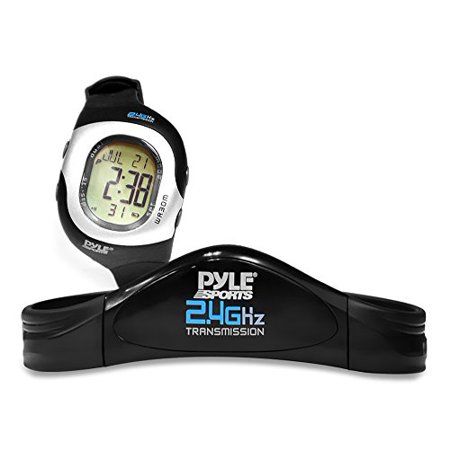 Pyle Sports Ladies Heart Rate Monitor with Calorie and Fat Burned, 50 Lap
