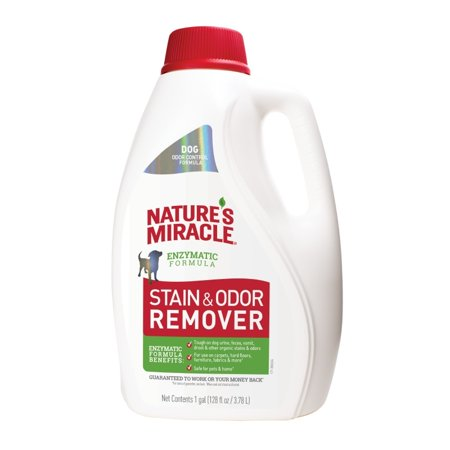 Nature's Miracle Stain And Odor Remover, 128 (Best Pet Odor Remover From Carpet)