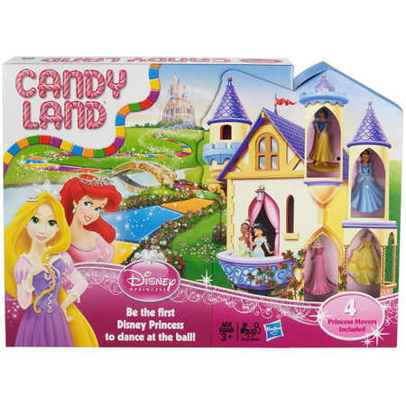 Candy Land Disney Princess Edition