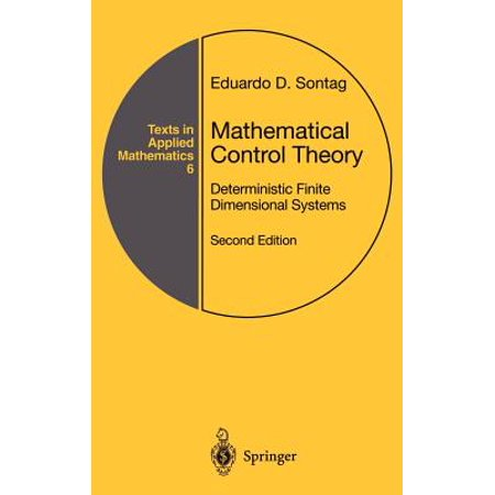 Mathematical Control Theory : Deterministic Finite Dimensional