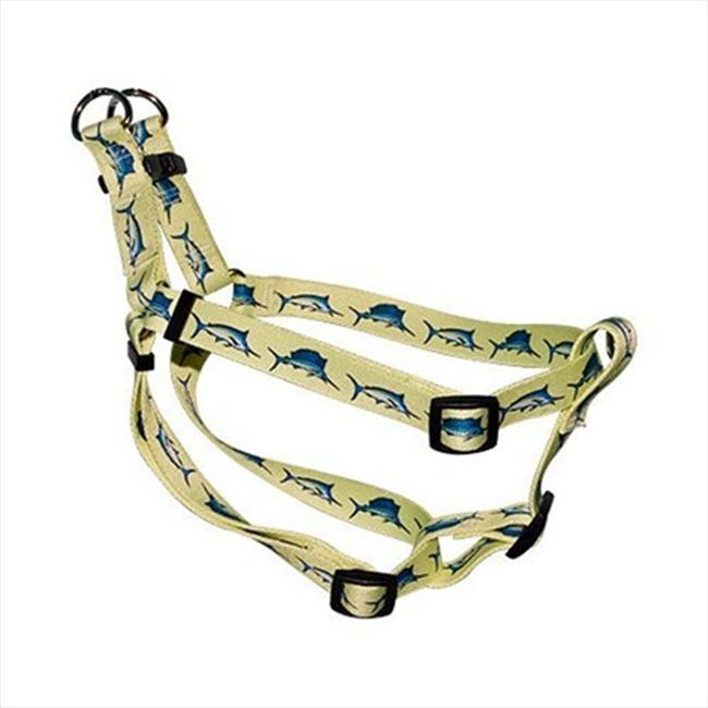 Yellow Dog Design Bill Fish Step-In Harness