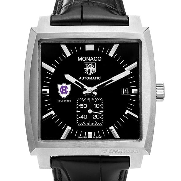 Holy Cross Men's TAG Heuer Monaco by Tag Heuer