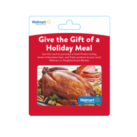Walmart Turkey Gift Card (Restricted)