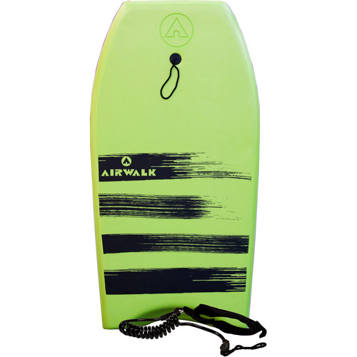 "Airwalk Swell Series 42.5"" Bodyboard, Wi"