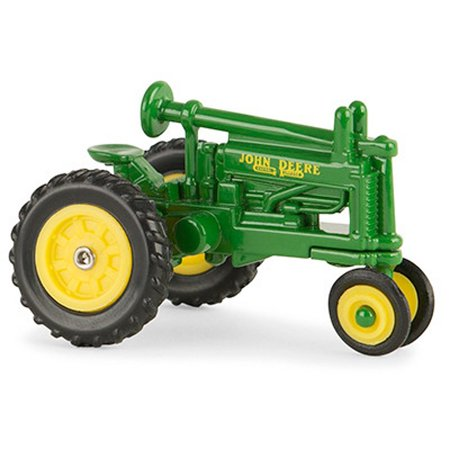1/64 John Deere Unstyled Model A Tractor Toy by - LP64352Toy tractor. By Ertl (Ertl Toy Tractors)