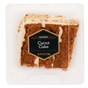 Marketside Scrumptious Carrot Cake Slice, 6.8 oz