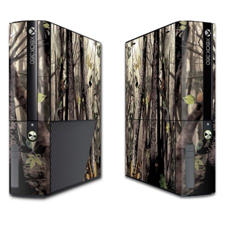 MightySkins Skin For Xbox 360 S console, X-Box console | Protective, Durable, and Unique Vinyl Decal wrap cover Easy To Apply, Remove, Change Styles Made in the USA (Game Console Rack)