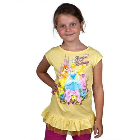 Garden Themed Dress (Princesses - Garden Of Beauty Girls Juvy Sleeveless)
