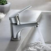 Roman Soler by Nameeks Aquanova Fly Deck Mount Bathroom Sink Faucet