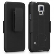 PureGear Protective Holster Kickstand Cell Phone Case - iPhone 5C