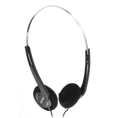 Lightweight Digital Stereo Headphones (Sentry HO415 Lightweight Digital Stereo Headphones )