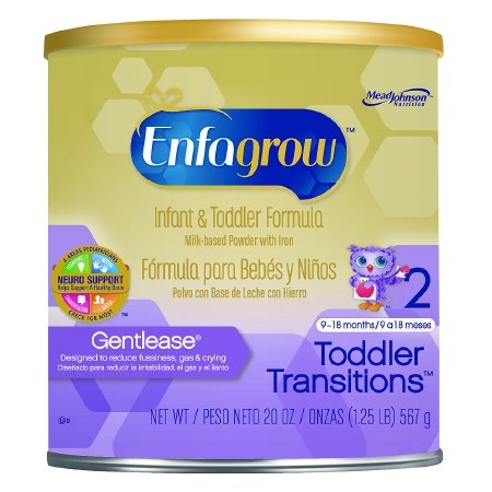mead johnson Enfagrow Toddler Transitions Gentlease Pedia...