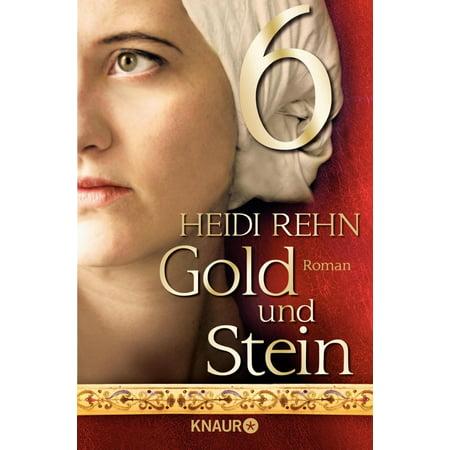 Heidi Satin (Gold und Stein 6 - eBook)
