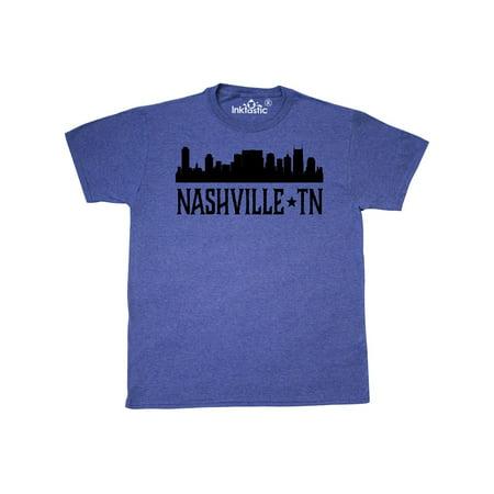 Nashville Tennessee City Skyline T-Shirt](Party City In Nashville Tennessee)