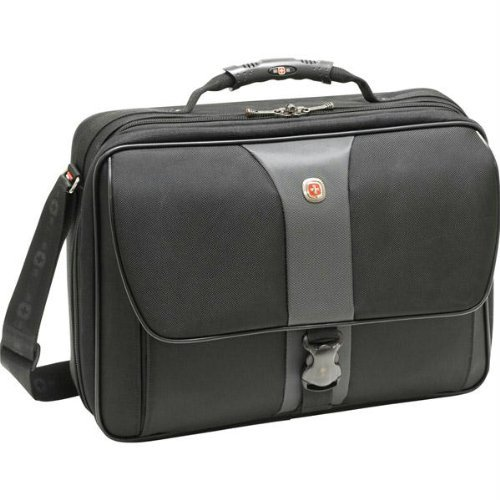 "Swiss Gear 17"" Legacy Laptop Case,"