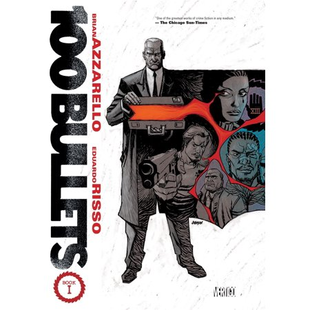 100 Bullets Book One (100 Bullets Graphic Novel)