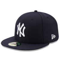 New York Yankees New Era Game Authentic Collection On-Field 59FIFTY Fitted Hat - Navy