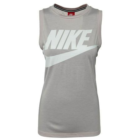 Nike - Nike Essential Muscle Tank Womens Style   883642 - Walmart.com ec8e3d5b1