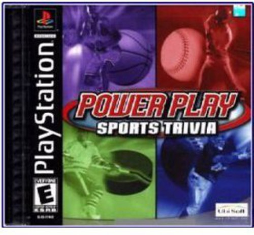 Power Play: Sports Trivia for Sony PlayStation by Supplier Generic