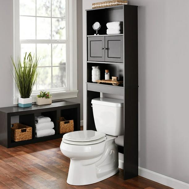 Mainstays Bathroom Storage Over The, Bathroom Space Saver Over Toilet