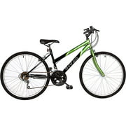 "26"" Titan Wildcat Women's Mountain Bike, Lime Green & Black"